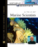 A to Z of Marine Scientists