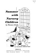 Summer with Nursery Children