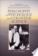 Philosophy of Psychology and Cognitive Science Book