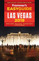 link to Frommer's easyguide to Las Vegas 2019 in the TCC library catalog