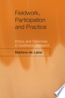 Fieldwork  Participation and Practice