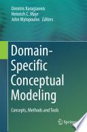 Domain Specific Conceptual Modeling