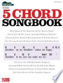 Strum   Sing  The 5 Chord Songbook