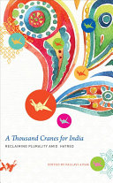 A Thousand Cranes for India
