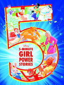 5 Minute Girl Power Stories  Disney