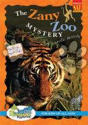 The Zany Zoo Mystery Pdf/ePub eBook