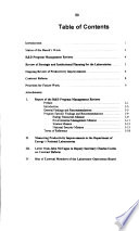 Assessing the Department of Energy's Management of the National Laboratory System