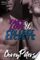 FAST LOVE   COLLEGE SECRETS  DOUBLE FEATURE Book PDF