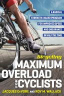 Bicycling Maximum Overload for Cyclists