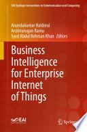 Business Intelligence for Enterprise Internet of Things
