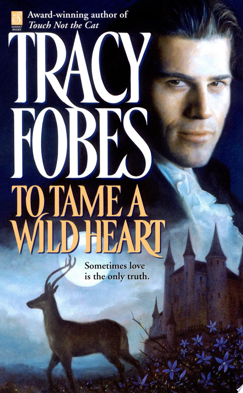 To Tame a Wild Heart banner backdrop
