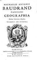 Geographia ordine litterarum disposita