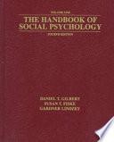The Handbook of Social Psychology