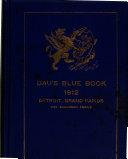 Dau's Blue Book for Detroit and Suburban Towns ...