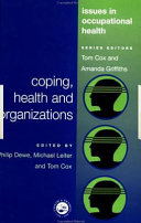 Coping  Health and Organizations