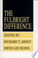 The Fulbright Difference 1948 1992