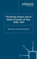 The British Empire and its Italian Prisoners of War, 1940–1947 Pdf/ePub eBook