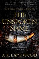 The Unspoken Name Book PDF