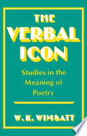 The Verbal Icon