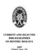 Current And Selected Bibliographies On Benthic Biology