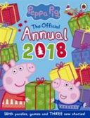 Peppa Pig  Official Annual 2018