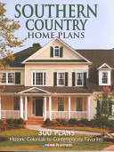 Southern Country Home Plans