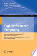 High Performance Computing Book