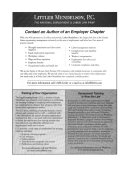 The ... National Employer