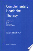 Complementary Headache Therapy Book PDF