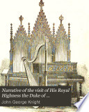 Narrative of the Visit of His Royal Highness the Duke of Edinburgh to the Colony of Victoria  Australia
