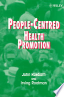 People Centred Health Promotion