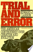 Trial And Error The American Controversy Over Creation And Evolution [Pdf/ePub] eBook