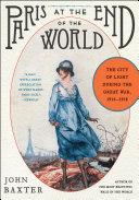 Paris at the End of the World Pdf/ePub eBook