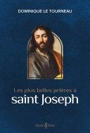 Pdf Les plus belles prières à saint Joseph Telecharger