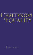 Challenges of Equality