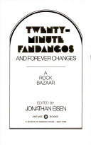 Twenty minute Fandangos and Forever Changes