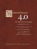 Nomenclature 4 0 for Museum Cataloging