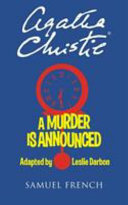 """Agatha Christie's """"A Murder is Announced"""""""