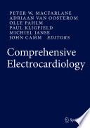 """""""Comprehensive Electrocardiology"""" by Peter W. Macfarlane, Adriaan van Oosterom, Olle Pahlm, Paul Kligfield, Michiel Janse, John Camm"""