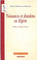 Pdf Naissances et abandons en Algérie Telecharger