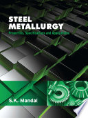 Steel Metallurgy Book