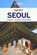 Guida Turistica Seoul. Con cartina estraibile Immagine Copertina
