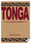 Tonga  : A New Bibliography