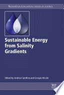 Sustainable Energy from Salinity Gradients Book