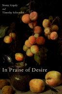 In Praise of Desire Pdf/ePub eBook