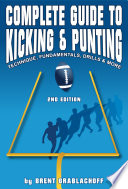 Complete Guide to Kicking   Punting Book