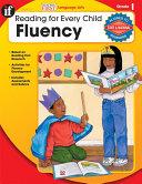 Fluency  Grade 1