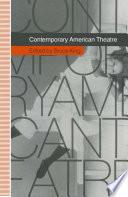 Contemporary American Theatre