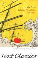 Life and Adventures 1776-1801: Text Classics