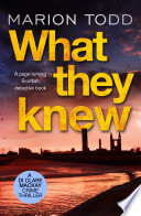 What They Knew Book